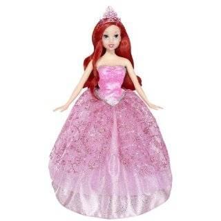 Disney Princess Ballerina Snow White, Cinderella, Ariel Dolls  Toys