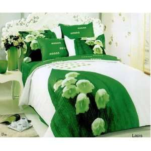 Duvet Cover Bed in Bag Full Queen Bedding Gift Set DO87Q Home