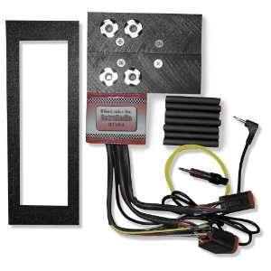 Biketronics RetroRadio Sony Radio Install Kit BT1004 Automotive