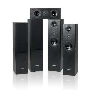 Cinema 5 0 Surround Sound Home Theater Speaker System Electronics