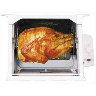 Inventions ST4000 Showtime Indoor Rotisserie and BBQ