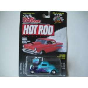 Racing Champions Hot Rod #119 34 Ford Coupe Everything