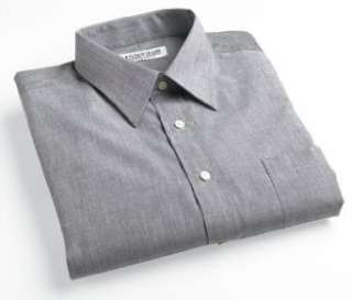 Givenchy Mens Dress Shirt, Long Sleeve, Point Collar