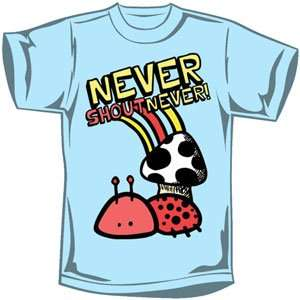 Never Shout Never   T shirts   Band Clothing