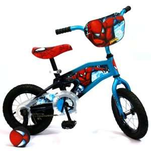 Spider Man Bike (12 Inch Wheels)