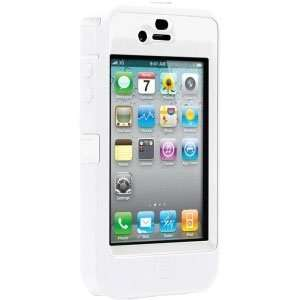 OtterBox Defender iPhone 4 Case (White) Cell Phones