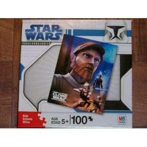 Star Wars 100 Piece Jigsaw Puzzle (10 x 13) Toys & Games