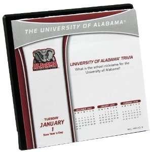 Alabama Crimson Tide 2008 Team Desk Calendar