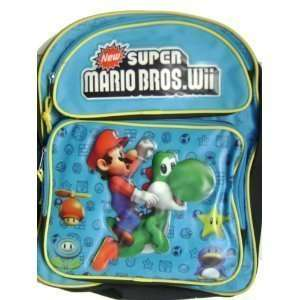 Nintendo Super Mario Bros. Medium Backpack  Toys & Games