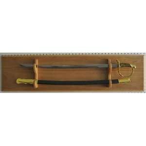 Sword Display Rack Stand Hanger Wall Rack, solid wood, wall mounted