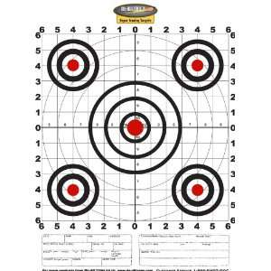 Do All Outdoors Paper Targets: Sports & Outdoors