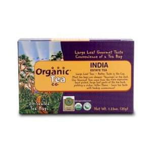 The Organic Tea Company, India Estate Tea   Box of 20 Tea Bags: