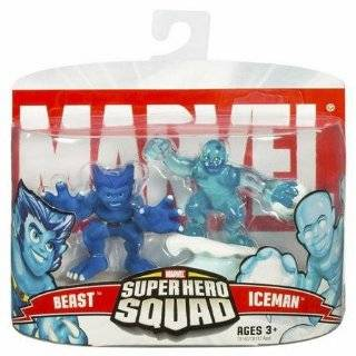 Marvel Super Hero Squad Gambit and Rogue Toys & Games