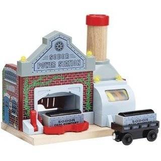 Thomas & Friends Wooden Railway   Power Station