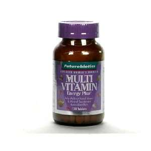 Futurebiotics Energy Plus Multi Vitamin, Tablets, 120