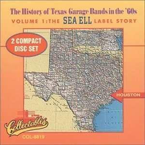 Texas Garage Bands 1 Various Artists Music