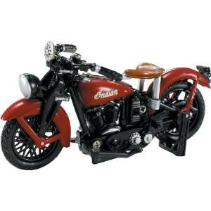 Indian Junior Scout Replica Motorcycle Toy   132 Scale Automotive
