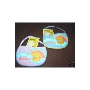 Looney Tunes Tweety Bird Purse ~ Glitter Design: Toys & Games