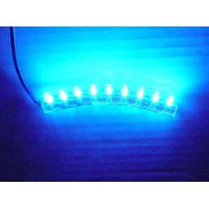 CITI Blue 9 LED Strip NEON MOTORCYCLE / CAR / BOAT / HOME / POD LIGHT