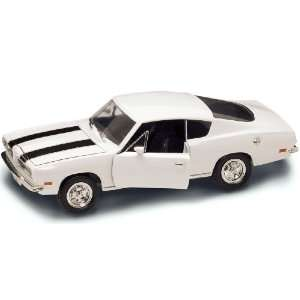 Yat Ming   Scale 118 1969 Plymouth Barracuda Toys