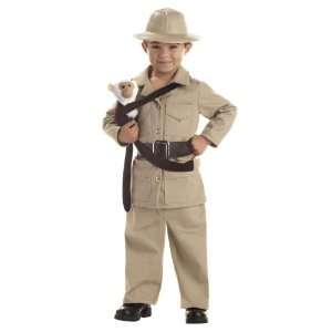 Toddler Adorable Boy Zookeeper Costume (Costume Only