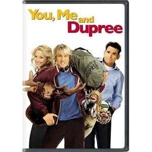 You, Me and Dupree Kate Hudson, Owen Wilson, Matt Dillon