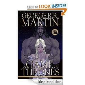 Game of Thrones Comic Book, Issue 3 George R. R. Martin