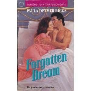 Forgotten Dream (Silhouette Intimate Moments, No. 364