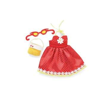 Manhattan Toy Groovy Girls Fashions Red She Said Toys & Games
