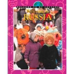 Welcome to Russia (Welcome to My Country) (9780836824988