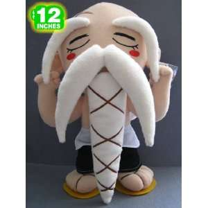 Anime Bleach 12 Genryusai Yamamoto Plush Toys & Games