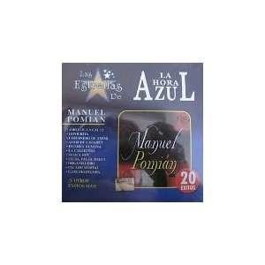 20 Exitos   Hora Azul Manuel Pomian Music