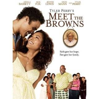 Tyler Perrys Meet the Browns on DVD