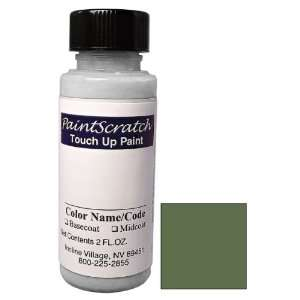 2 Oz. Bottle of Gray Mica Pearl Metallic Touch Up Paint