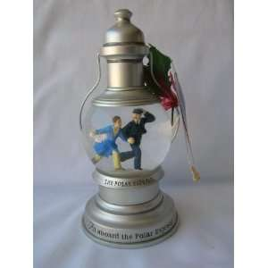 Hallmark the Polar Express Lantern Water Globe (light may no longer