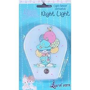 Precious Moments A Day at the Circus Night Light Baby