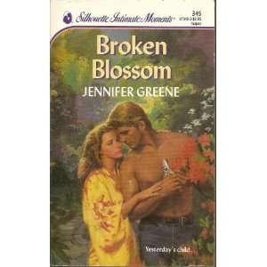 Broken Blossom (Harlequin Intimate Moments)