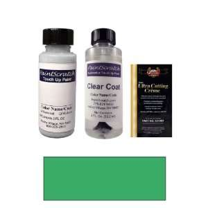 Oz. Medium Emerald Metallic Paint Bottle Kit for 1977 Ford All Other