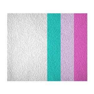 Decor PT9822 Big Splash Paintable Wallpaper, White: Home Improvement