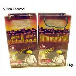 Sultan Wood Charcoal for Hookah: Home & Kitchen