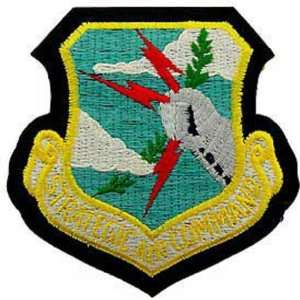 U.S. Air Force Strategic Air Command Shield Patch 4 1/8