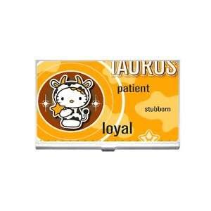 hello kitty Taurus Business Card Holder