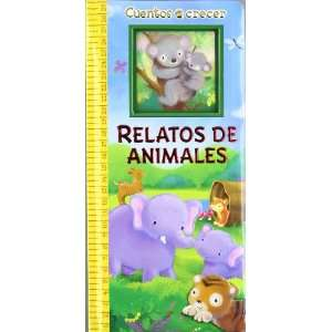 RELATOS DE ANIMALES (9781450837439) PIL Books