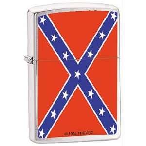 Rebel Flag Zippo Lighter #16