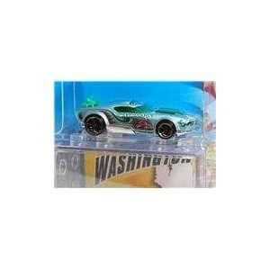 Hot Wheels Connect Cars Fast Fish Washington  Toys & Games