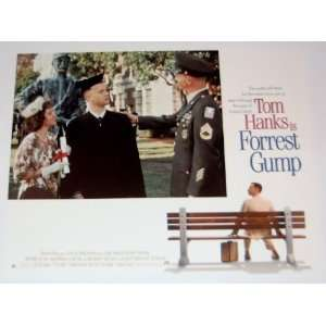 FORREST GUMP Movie Poster Print   11 x 14 inches   Tom Hanks   LC08