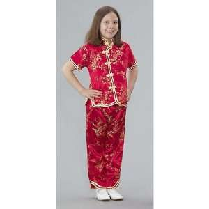 Childrens Factory FPH319G Ethnic Costumes Chinese Girl: Toys & Games