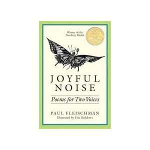 Joyful Noise Poems for Two Voices,First Edition [Paperback]