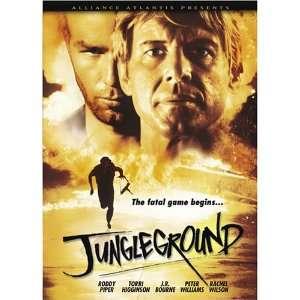 Jungleground Roddy Piper, Torri Higginson, Rachel Wilson