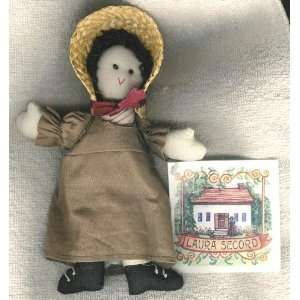 Laura Secord Rag Doll   Small Toys & Games
